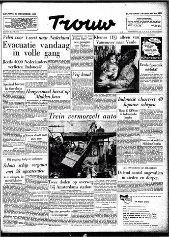 Trouw / De Rotterdammer 1957-12-23