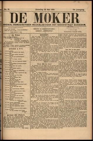 De Moker 1910-05-28