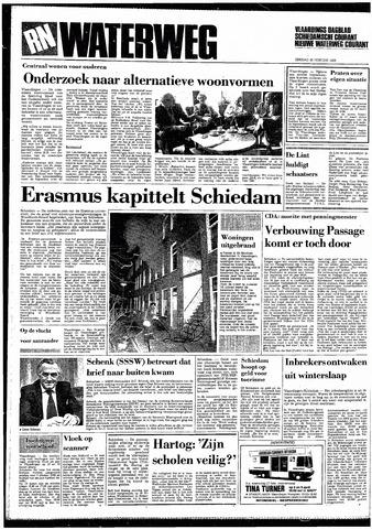 Rotterdamsch Nieuwsblad / Schiedamsche Courant / Rotterdams Dagblad / Waterweg / Algemeen Dagblad 1985-02-26