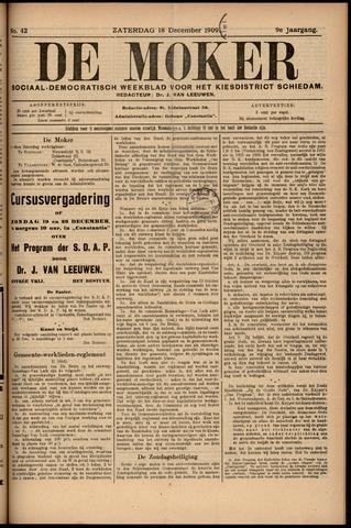 De Moker 1909-12-18