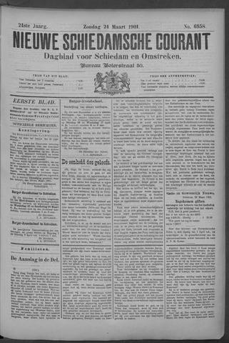 Nieuwe Schiedamsche Courant 1901-03-24