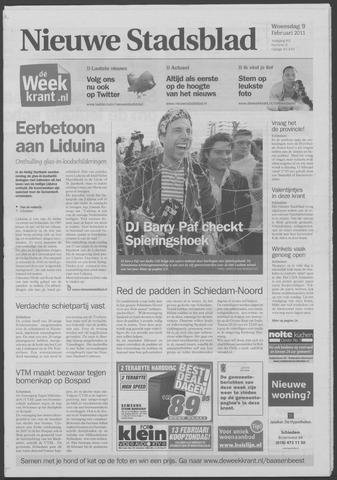 Het Nieuwe Stadsblad 2011-02-09