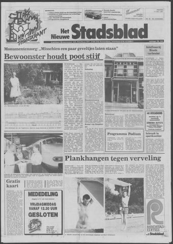 Het Nieuwe Stadsblad 1987-07-17