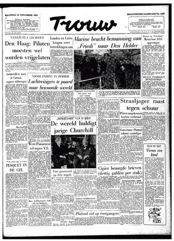 Trouw / De Rotterdammer 1959-11-30