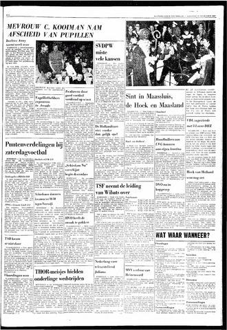 Rotterdamsch Nieuwsblad / Schiedamsche Courant / Rotterdams Dagblad / Waterweg / Algemeen Dagblad 1968-11-25