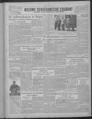 Nieuwe Schiedamsche Courant 1949-07-01