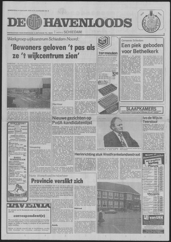 De Havenloods 1978-02-09