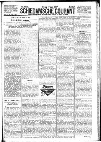 Schiedamsche Courant 1927-06-17