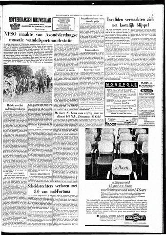 Rotterdamsch Nieuwsblad / Schiedamsche Courant / Rotterdams Dagblad / Waterweg / Algemeen Dagblad 1964-06-10