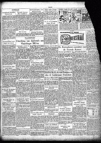 Trouw / De Rotterdammer 1954-09-23