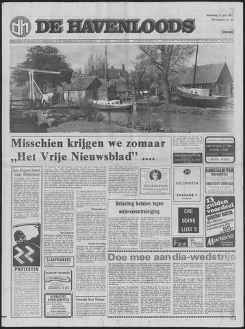 De Havenloods 1971-04-22