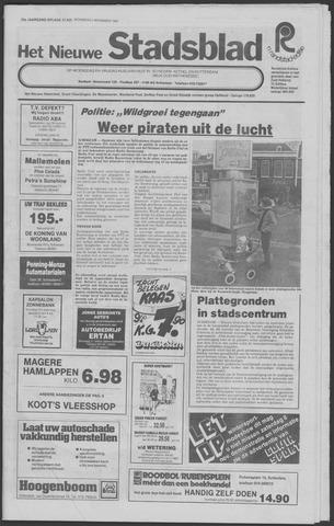 Het Nieuwe Stadsblad 1980-11-05