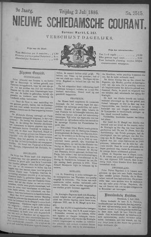 Nieuwe Schiedamsche Courant 1886-07-02