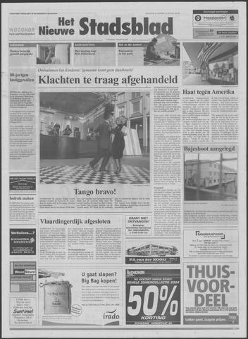 Het Nieuwe Stadsblad 2004-08-04