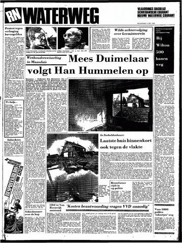 Rotterdamsch Nieuwsblad / Schiedamsche Courant / Rotterdams Dagblad / Waterweg / Algemeen Dagblad 1983-05-04