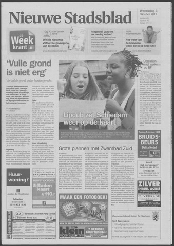Het Nieuwe Stadsblad 2012-10-03