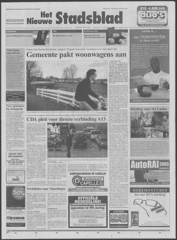 Het Nieuwe Stadsblad 2005-01-19