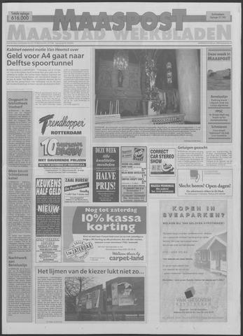 Maaspost / Maasstad / Maasstad Pers 1999-02-24