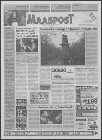Maaspost / Maasstad / Maasstad Pers 1996-02-21