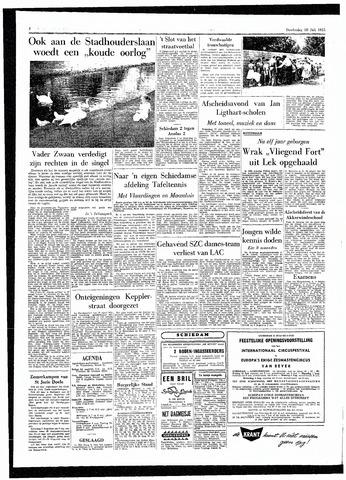 Rotterdamsch Parool / De Schiedammer 1955-07-28