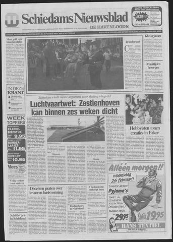 De Havenloods 1992-02-25