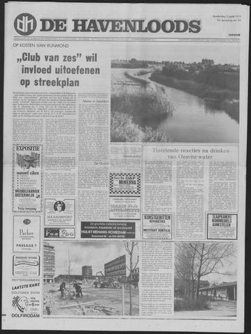 De Havenloods 1973-04-05