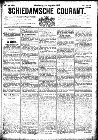 Schiedamsche Courant 1916-08-24