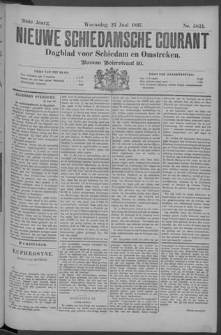 Nieuwe Schiedamsche Courant 1897-06-23