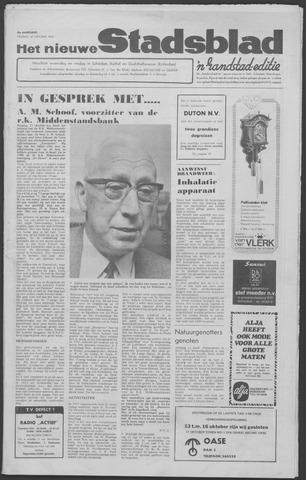 Het Nieuwe Stadsblad 1969-10-10