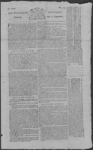 Rotterdamse Courant 1802-09-25