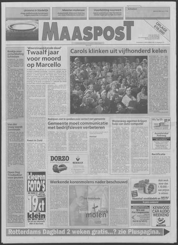 Maaspost / Maasstad / Maasstad Pers 1996-12-11