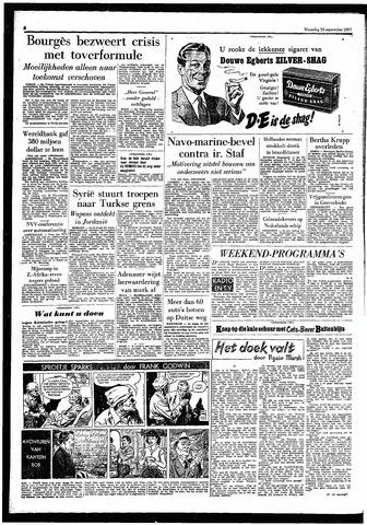 Rotterdamsch Parool / De Schiedammer 1957-09-23