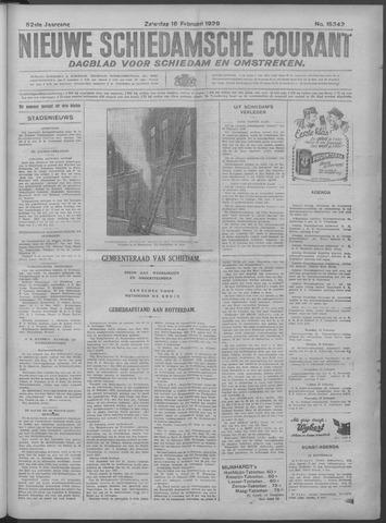 Nieuwe Schiedamsche Courant 1929-02-16