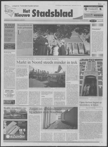 Het Nieuwe Stadsblad 2003-09-17