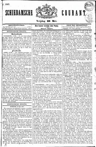 Schiedamsche Courant 1847-05-28