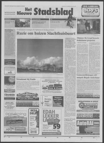 Het Nieuwe Stadsblad 2005-01-26