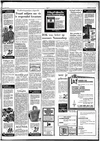 Trouw / De Rotterdammer 1969-05-27