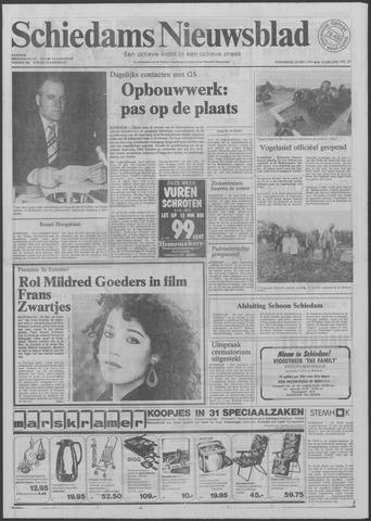 Schiedams Nieuwsblad 1981-05-20