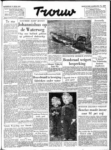 Trouw / De Rotterdammer 1955-06-11