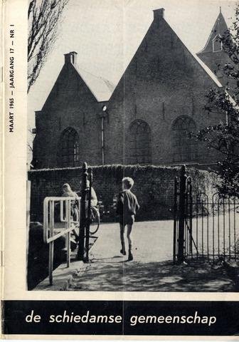 Schiedamse Gemeenschap (tijdschrift) 1965-03-01