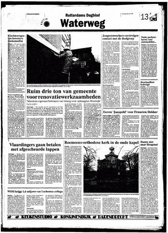 Rotterdamsch Nieuwsblad / Schiedamsche Courant / Rotterdams Dagblad / Waterweg / Algemeen Dagblad 1998-01-06