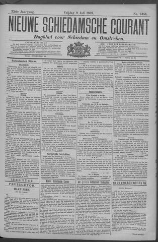 Nieuwe Schiedamsche Courant 1909-07-09