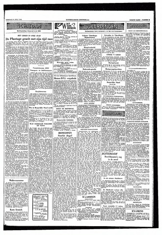 Rotterdamsch Nieuwsblad / Schiedamsche Courant / Rotterdams Dagblad / Waterweg / Algemeen Dagblad 1953-07-21