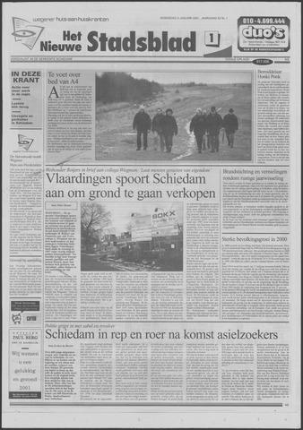 Het Nieuwe Stadsblad 2001