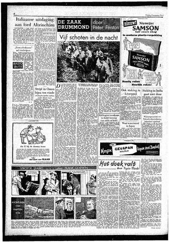 Rotterdamsch Parool / De Schiedammer 1957-08-09