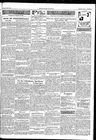 Rotterdamsch Nieuwsblad / Schiedamsche Courant / Rotterdams Dagblad / Waterweg / Algemeen Dagblad 1953-05-26