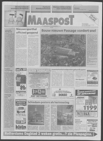 Maaspost / Maasstad / Maasstad Pers 1995-02-01
