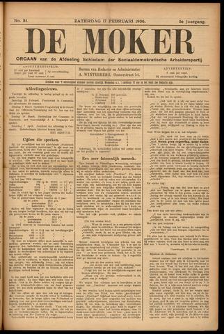 De Moker 1906-02-17