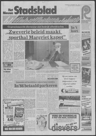Het Nieuwe Stadsblad 1984-12-05