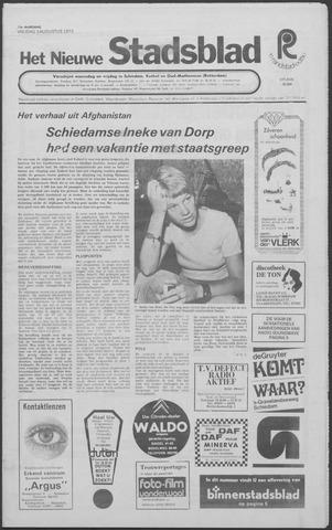 Het Nieuwe Stadsblad 1973-08-03